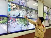 Proponen instalar más cámaras para supervisar tráfico en Hanoi