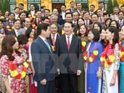 Presidente vietnamita pide mayores esfuerzos para reestructurar empresas