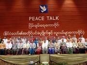 Myanmar realiza diálogos políticos regionales