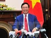 Vietnam persiste en la política exterior de autodeterminación, dice vicepremier