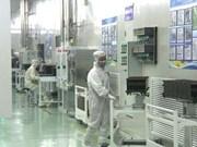 Inauguran en provincia de Bac Giang fábrica de paneles solares