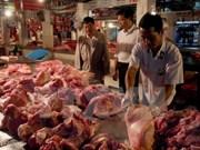 Intensifica Vietnam control de inocuidad alimentaria en vísperas del Tet