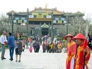 Thua Thien-Hue fija meta de atraer a 3,5 millones de turistas en 2017