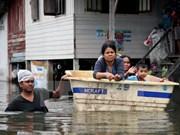 Más de un millón de afectados y 18 muertos por inundaciones en Tailandia