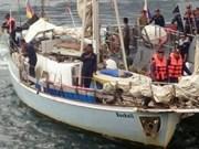 Ocho muertos en atentado a pesquero filipino