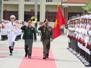 Cooperación Vietnam – Camboya en defensa alcanza resultados notables