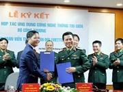 Firman acuerdo para el desarrollo de comercio electrónico en Vietnam