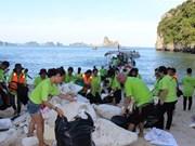 Impulsan protección y conservación ambiental en la Bahía de Ha Long