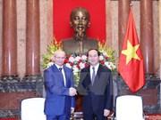 Presidente vietnamita alaba potencialidades de nexos con República de Baskortostán