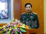 Recibe viceministro vietnamita de Defensa a comandante de fuerza aérea tailandés