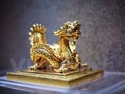Inauguran en Hanoi exposición de tesoros nacionales