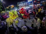 Celebran en ciudad vietnamita festival por Año Nuevo Lunar