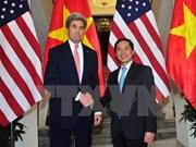 Secretario de Estado norteamericano John Kerry visita Vietnam