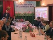 Vietnam y República Checa revisan cooperación educativa