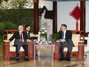 Vietnam y China emiten comunicado conjunto