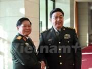 Vietnam y China determinados a elevar cooperación en defensa a nueva altura