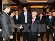Líder partidista vietnamita asegura apoyo a empresas chinas en Vietnam