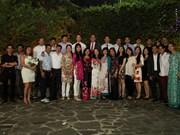 Comunidad vietnamita en Argentina celebra Año Nuevo Lunar de 2017