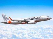 Jetstar Pacific abre ruta directa a ciudad china de Guangzhou