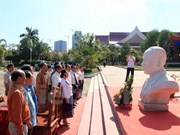 Homenajean a Souphanouvong, figura especial de relaciones Vietnam-Laos