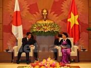 Vietnam y Japón valoran nexos parlamentarios