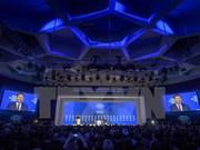 Inician reunión del Foro Económico Mundial en Davos