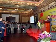 Autoridades de Ciudad Ho Chi Minh se reúnen con representantes de órganos extranjero