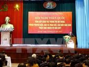 Actividades de información al exterior de Vietnam alcanzan avances notables