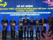 Conmemoran establecimiento de lazos Vietnam-República Checa