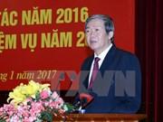 Dirigente partidista enfatiza la necesidad de renovar actividades diplomáticas