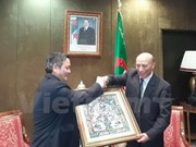 Presidente de Cámara baja de Argelia espera fomentar lazos con Vietnam