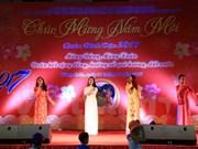 Vietnamitas en Laos y Japón celebran fiesta tradicional