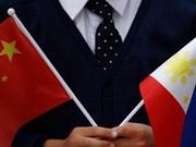 China y Filipinas acuerdan cooperación por más de tres mil millones de dólares