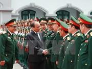 Instan a unidad de inteligencia de defensa de Vietnam a mejorar eficiencia de labore
