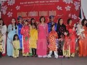 Comunidad vietnamita en México celebra Año Nuevo Lunar