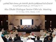 Efectúan Diálogo de Abu Dhabi en Sri Lanka