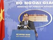 Adhesión al TPP forma parte de política de integración de Vietnam, dice vocero