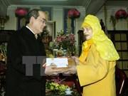 Sangha Budista de Vietnam contribuye activamente al desarrollo nacional
