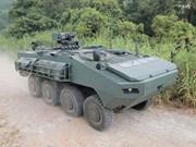 Hong Kong devolverá vehículos Terrex a Singapur