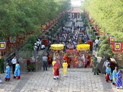 Recuerdan en Ciudad Ho Chi Minh méritos de los reyes Hung