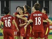 Vietnam enfrentará a Irán en la Copa asiática de fútbol femenino