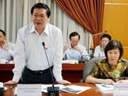 Despojan a exministro de Industria y Comercio de Vietnam de su título