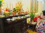 El incienso y la vida espiritual del vietnamita