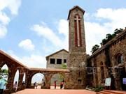 La iglesia de piedra de Tam Dao