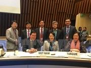 Vietnam participa en selección de candidatos a cargo directivo de OMS