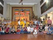 Vietnamitas en la India e Italia celebran el Tet