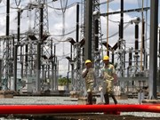 Suministrarán 8,7 mil millones de kWh a provincias centrales en 2017