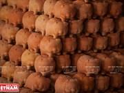 Huchas de cerdo en Lai Thieu