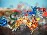 Animales de cristal