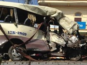 Crecen número de accidentes de tráfico en tercer día del Tet